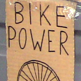 bike powered generators