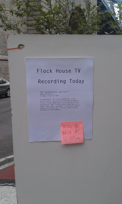 flock house tv production